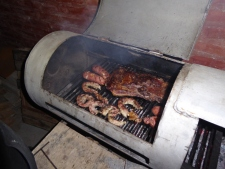 lots of meat - argentinian asado